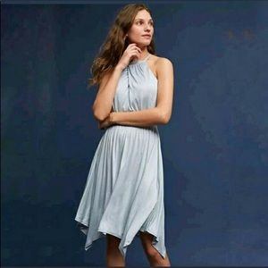 Moulinette Soeurs Rochelle blue dress S